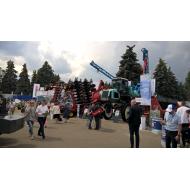 ТКШЗ посетил выставку АГРО 2016